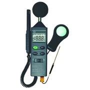 Sonomètre / Luxmètre / Thermomètre / Hygromètre
