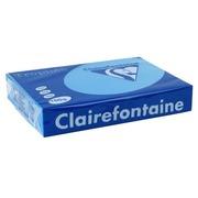 Riem 250 vellen gekleurd papier A4 160 g Clairefontaine Trophée levendige kleuren kardinaalrood