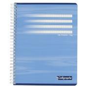Notebook Calligraphe 17x22 spiral 100p 5x