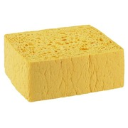 10 sponges Spontex Plus, natural fibres n° 8 - 135 x 98 x 50 mm