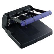Perforator heavy duty 4 holes 4400 Rapesco - capacity 150 sheets - black