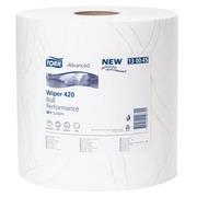 Handtuchrolle Tork W1 Plus weiß Länge 510 m
