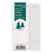 Recharge adresses téléphones pour Exatime 17 - 18216E