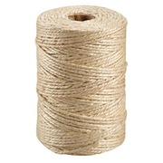 Ball of packing twine sisal 180 m Ø 3 mm