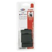 Blister of 3 ink cassettes black for Trodat 5200
