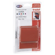 Blister of 3 ink cassettes for Trodat 4926 - blue