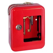 Case with keys for security exits