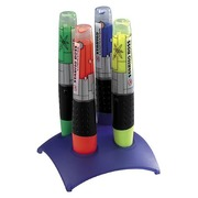 Stabilo Luminator, desk set with 4 highlighters, assorted colours