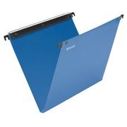 Suspension files for drawers 33 cm, polypropylene, bottom 15 mm