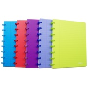 Notebook Atoma format A5 5x5 - 72 sheets