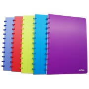Cahier Atoma format A4 5x5 - 72 feuilles