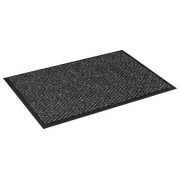 Notrax door-mat, arrows, anthracite, 90x105cm