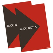 Notepad 100 sheets 5 x 5 A5 70 g