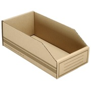Cardboard storage boxes 300x200x150mm (9 liters)