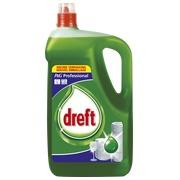 Flacon de 5 L liquide vaisselle Dreft