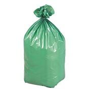 Packung mit 200 Müllsäcken 110 l für Mülltrennung grün