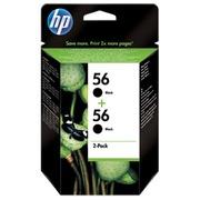 Duopack zwart HP 56 C6656AE