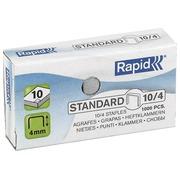 Box of 1000 staples Rapid n°10 galvanized