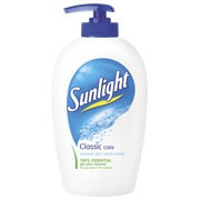 Pump bottle 250 ml Sunlight liquid hand soap