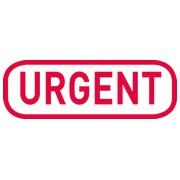 Stamp Trodat Printy 4992.06 commercial formula 'urgent'