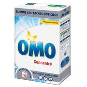 Doos 110 dosissen waspoeder Omo geconcentreerd