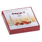 Doos met Franse specialiteiten MAXIM'S