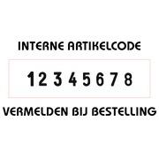 Trodat Professional 5558/PL Ziffernstempel