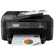 Epson WorkForce WF-2750DWF - multifunctionele printer (kleur)