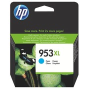 HP 953XL cartridge cyan high capacity for inkjet printer