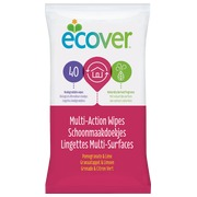 Lingettes multi surfaces Ecover
