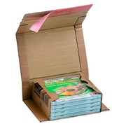 Universal shipping box A4 - pack of 2 boxes