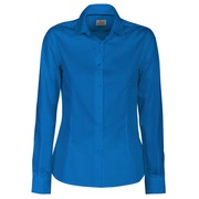 Printer Point Lady Shirt Blauw XS