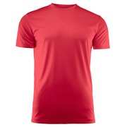 Run Active t-shirt Red 4XL