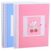 Fotoalbum pocket BISOU met insteekhoezen - 12x16 cm - voor 24 foto's van 10 x 15 cm