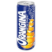 Box of 24 cans Orangina 33 cl