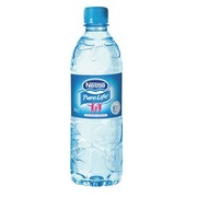 Pack of 24 water bottles Nestlé Pure Life 50 cl