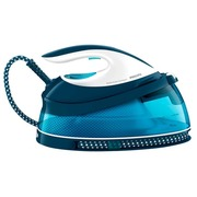 Philips PerfectCare Compact GC7805 - steam generator iron - sole plate: SteamGlide
