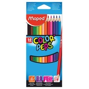EN_CRAYON COULEUR COLORPEPS 12X