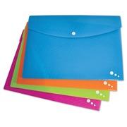 Elba Art Pop pochette documents, ft A4, couleurs assorties