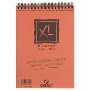 Canson album de croquis XL ft 14,8 x 21 cm (A5), bloc de 60 feuilles