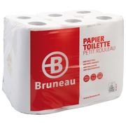 Doos met 48 rollen toiletpapier Bruneau 2 lagen