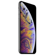 Apple iPhone Xs Max - Silber - 4G LTE, LTE Advanced - 64 GB - GSM - Smartphone
