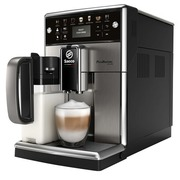 Saeco PicoBaristo SM5479 - automatische Kaffeemaschine mit Cappuccinatore - Black/Stainless Steel