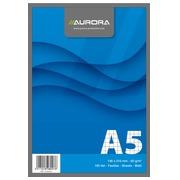 Bloc notes Aurora A5 148 x 210 mm 5 x 5 100 feuilles