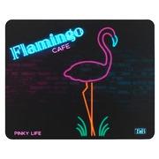 Tapis souris Néon Flamingo