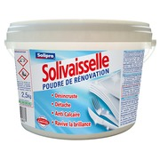 Reinigingspoeder Solivaisselle - emmer van 2,5 kg