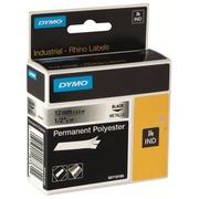 DYMO RhinoPRO Permanent Polyester - tape - 1 rol(len) - Rol (1,2 cm x 5,5 m)