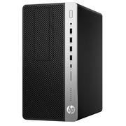 HP ProDesk 600 G3 - micro-tour - Core i5 7500 3.4 GHz - 8 Go - 256 Go - AZERTY belge