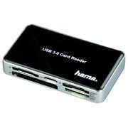 Lecteurs de cartes Hama USB 3.0 Super Speed tout en 1