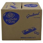 Lait condensé Friesche Vlag Goudband entier 7,5g 10 capsules